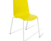 Coco Yellow Cafe Chair